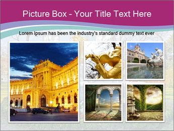 Beautiful statue PowerPoint Templates - Slide 19