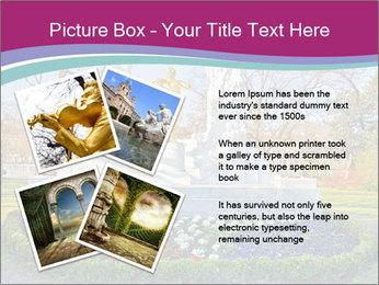 Beautiful statue PowerPoint Templates - Slide 23