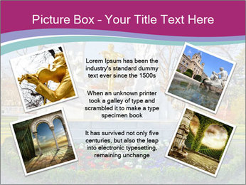Beautiful statue PowerPoint Templates - Slide 24