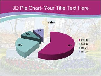 Beautiful statue PowerPoint Templates - Slide 35