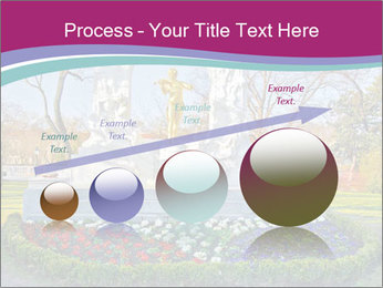 Beautiful statue PowerPoint Templates - Slide 87