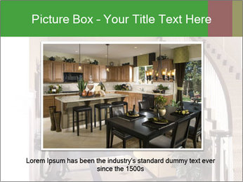 Luxury apartments PowerPoint Template - Slide 16