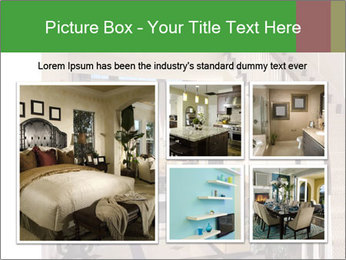 Luxury apartments PowerPoint Template - Slide 19