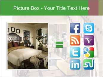 Luxury apartments PowerPoint Template - Slide 21