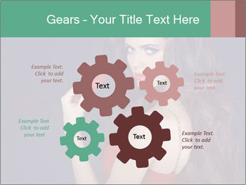 Charming girl PowerPoint Templates - Slide 47