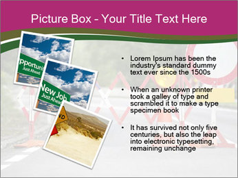 Road signs PowerPoint Templates - Slide 17
