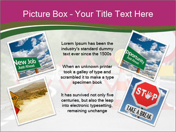 Road signs PowerPoint Templates - Slide 24