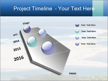 The ocean and beach PowerPoint Template - Slide 26