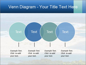 The ocean and beach PowerPoint Template - Slide 32