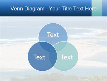 The ocean and beach PowerPoint Template - Slide 33