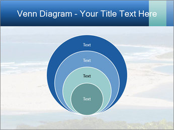The ocean and beach PowerPoint Template - Slide 34