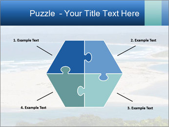 The ocean and beach PowerPoint Template - Slide 40