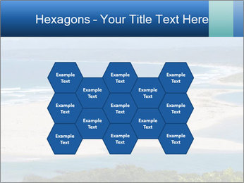 The ocean and beach PowerPoint Template - Slide 44