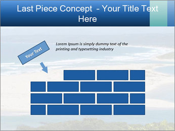 The ocean and beach PowerPoint Template - Slide 46