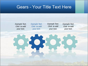 The ocean and beach PowerPoint Template - Slide 48