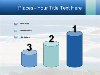 The ocean and beach PowerPoint Template - Slide 65