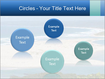 The ocean and beach PowerPoint Template - Slide 77