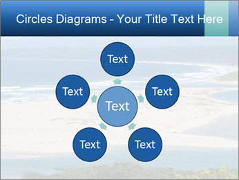 The ocean and beach PowerPoint Template - Slide 78