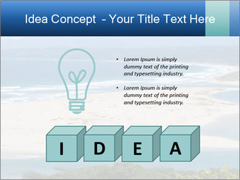 The ocean and beach PowerPoint Template - Slide 80
