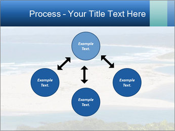 The ocean and beach PowerPoint Template - Slide 91
