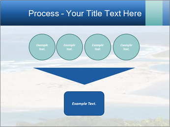 The ocean and beach PowerPoint Template - Slide 93
