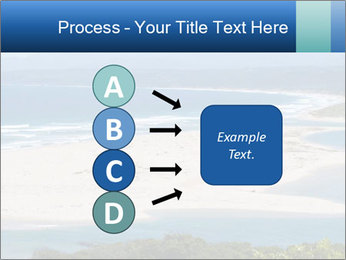 The ocean and beach PowerPoint Template - Slide 94
