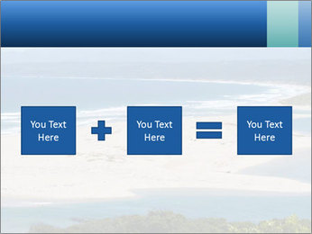 The ocean and beach PowerPoint Template - Slide 95
