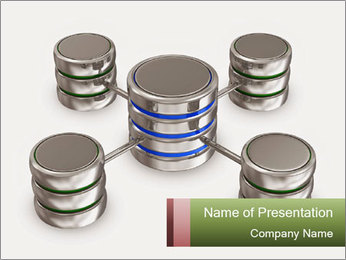 Batteries PowerPoint Template