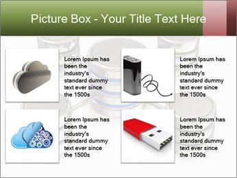 Batteries PowerPoint Template - Slide 14