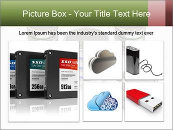 Batteries PowerPoint Template - Slide 19
