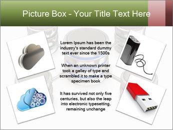 Batteries PowerPoint Template - Slide 24