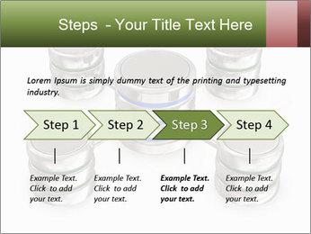 Batteries PowerPoint Template - Slide 4
