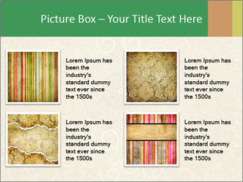 Abstraction PowerPoint Template - Slide 14