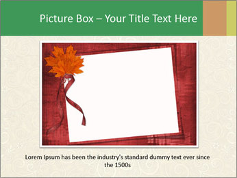 Abstraction PowerPoint Template - Slide 15