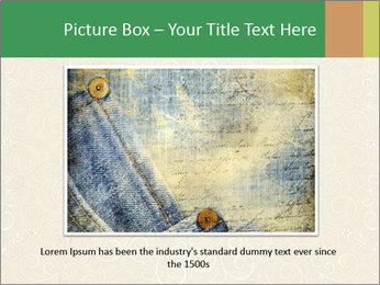 Abstraction PowerPoint Template - Slide 16