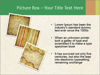 Abstraction PowerPoint Template - Slide 17
