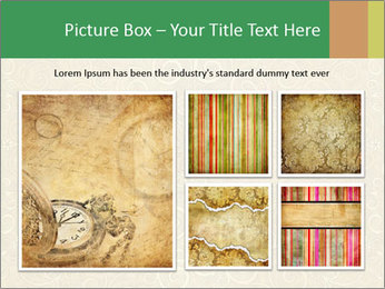 Abstraction PowerPoint Template - Slide 19
