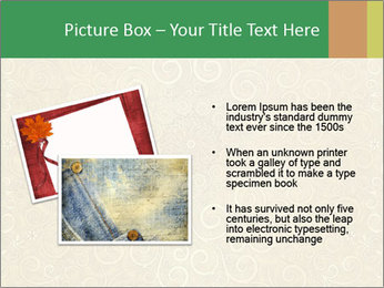 Abstraction PowerPoint Template - Slide 20