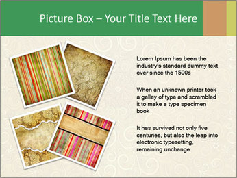 Abstraction PowerPoint Template - Slide 23