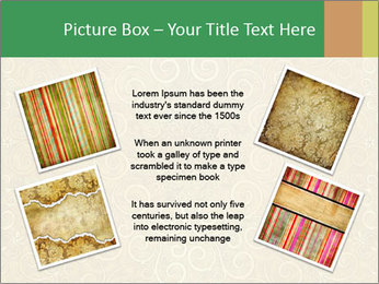 Abstraction PowerPoint Template - Slide 24