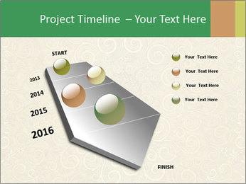 Abstraction PowerPoint Template - Slide 26
