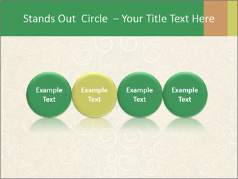 Abstraction PowerPoint Template - Slide 76