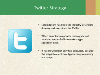 Abstraction PowerPoint Template - Slide 9