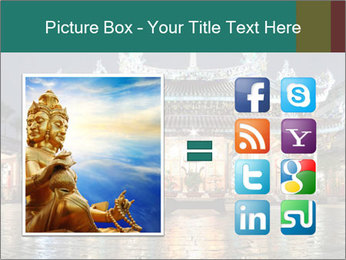 Traditional Chinese PowerPoint Template - Slide 21