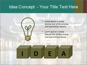 Traditional Chinese PowerPoint Template - Slide 80