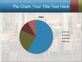 The interior of the dining room PowerPoint Template - Slide 36