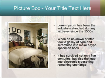 Beautiful interior PowerPoint Template - Slide 13