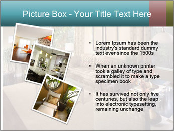 Beautiful interior PowerPoint Template - Slide 17