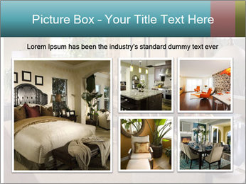 Beautiful interior PowerPoint Template - Slide 19