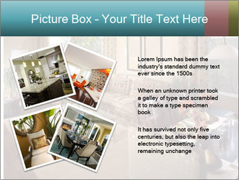 Beautiful interior PowerPoint Template - Slide 23